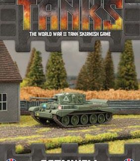 Tanks World war 2 Skirmish game Archives - Captains Diecasts