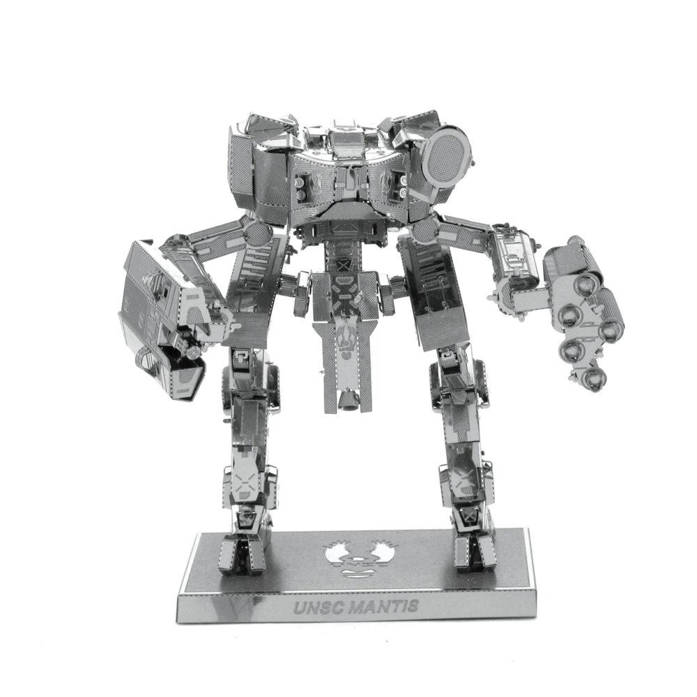 Metal Earth Halo UNSC Mantis 3D Model