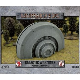Battlefield in a box Power Generator