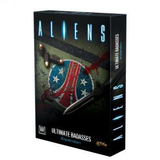 Alien Ultimate Badasses Expansion