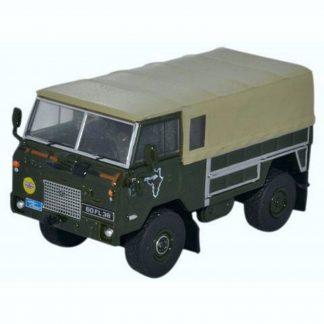 Land Rover Forward Control GS Trans Sahara Exped 1975