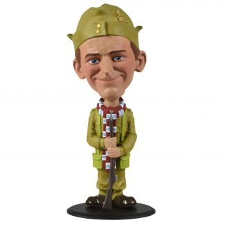 Private Pike bobblehead figure