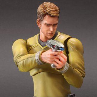 Captain Kirk playarts figure