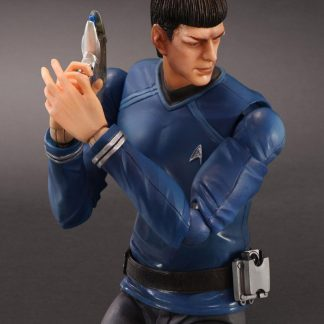 Star Trek Play Arts Kai Spock Action Figure