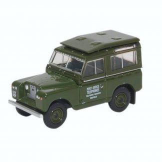 Land Rover Series II SWB Hard Top Post Office Telephones