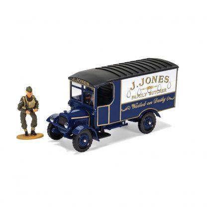Dads Army Corporal Jones Butchers Van